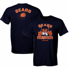 Chicago Bears Youth Navy Blue What's My Name T-Shirt