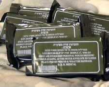 dressing Trauma Bandage Field Emergency IFAK Israeli Army IDF 10-100 pcs