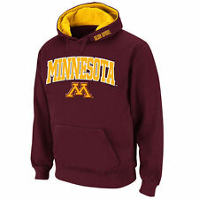 Stadium Athletic Minnesota Golden Gophers Maroon Arch & Logo Pullover Hoodie