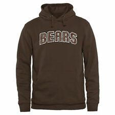 Brown Bears Brown Classic Wordmark Pullover Hoodie