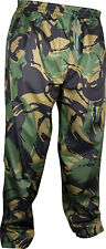 NEW WEB-TEX BRITISH ARMY DPM CAMO PRO-XT WATERPROOF BREATHABLE TROUSERS,MVP,