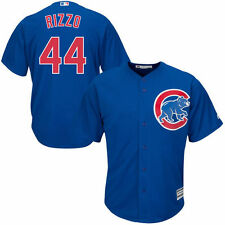 Anthony Rizzo Chicago Cubs Youth Royal Official Cool Base Player Jersey