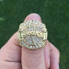Los Angeles Lakers Kobe BRYANT 2010 NBA championship RING replica Black Mamba