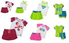 adidas Kids Infant and Toddler Girls 2-Piece Outfit, Scooter or Shorts Set