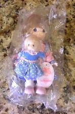 """Precious Moments Porcelain Doll Girl""""Toddler, Always My Little Girl"""" FACTORYSEAL"""