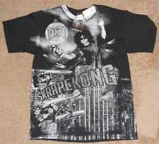 Tapout Mens Black Skrape Kong T-Shirt New  size-L or XL