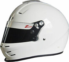 ZAMP - RZ-35 SA2015 Pro Auto Racing Helmet - Light Composite HANS Snell Rated