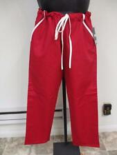 NEW INDIANA HOOSIERS Sizes S-M-L-XL-2XL-3XL Unisex NURSE/DOCTOR Scrubs Pants