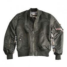 Alpha Industries - Original MA-1 Bomber Jacket - Reversible - Camouflage