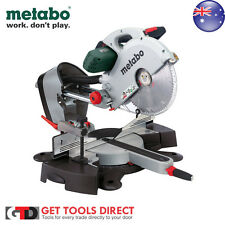 Metabo Sliding Compound Mitre Saw KGS 315 Plus