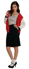 50s Rebel Chick Adult Costume