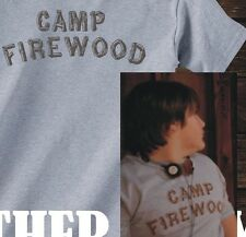 CAMP FIREWOOD T-Shirt - wet hot american summer first day of camp TV show movie