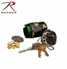 Rothco 663 Camouflage Utility Capsule - Waterproof - Anodized Alum.