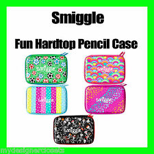 Smiggle Fun Hardtop Pencil Case  - Stationery