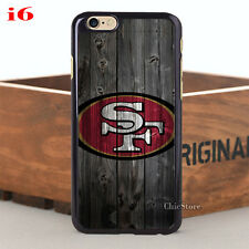 Chic San Francisco 49ers Case Cover For Apple iPhone 4s 5 5s 5c SE 6 6s 7 7plus