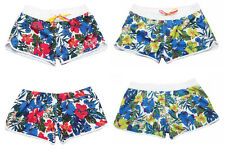 ROXY 4-Way Stretch Bermudas Shorts Womens Surf Board Shorts Beachshorts S M L XL