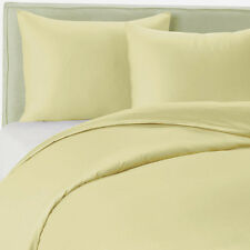 400TC Egyptian Cotton WATERBED SHEET SET Sateen Solid Light Gold