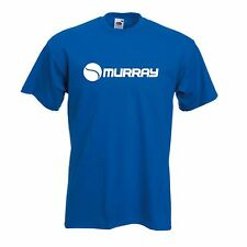 "Wimbledon Tennis Andy Murray T-shirt ""Murray"""