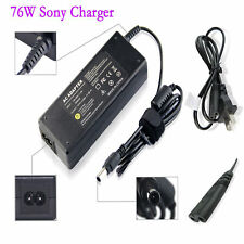76W 19.5V 3.9A AC Adapter Charger For Sony Vaio VGN-S5/S3 VGN-SR/NR VGP-AC19V19