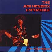 Live at Winterland by The Jimi Hendrix Experience (CD, 1987, Rykodisc)