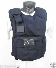 COVER ONLY!! Ex Police Navy Overt Stab Bullet Proof Body Armor Armour Vest SB65