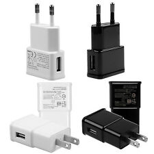 5V 2A 1 2 3-Port USB Wall Adapter Charger US/EU Plug For Samsung S5 S6 iPhone 6Q