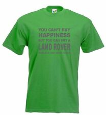 Land Rover T-Shirt Funny British Super Car TShirt T Shirt Sport Sizes S-XXL
