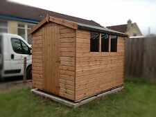Tongue & Groove Garden Apex Storage Shed, BRAND NEW!!