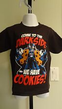 "NWT Toddler Star Wars ""Come To The Dark Side - We Have Cookies"" Tee - 2T & 3T"