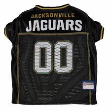 Jacksonville Jaguars Dog Jersey Officially Licensed NFL Products