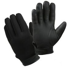Rothco 3558 Cold Weather Stretch Fabric Duty Gloves - Black