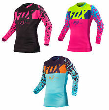 Fox Racing Womens All Sizes & Colors 180 Dirt Bike Jersey MX ATV 2016