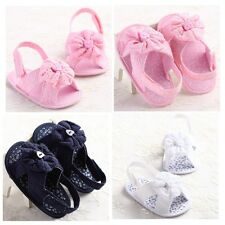 Fashion Girls First Walkers Princess New Lace Infant Flower Shoe Baby Shoes
