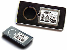 SEAT LEON CUPRA Official Koolart Premium Metal Keyring With Gift Box Any Colour!