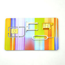 Hot New R-SIM 10 Easy Unlock and Activation SIM Card For Iphone 5 5S LTE iOS 8.x