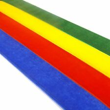 Velvet Ribbon Single Sided Polyester - Sold By The Metre - Premium Quality