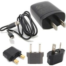 travel charger+usb cable for Htc S720T S610D Mytouch 4G 3G Slide