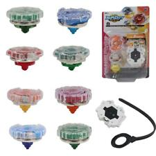 Fusion Top Rapidity Fight Metal Master Beyblade Launcher Ripcord Set Collectible