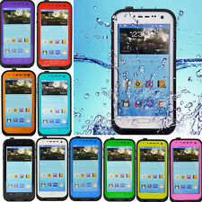 Durable Waterproof Shockproof Dirt Proof Case Cover for Samsung Galaxy S4 i9500