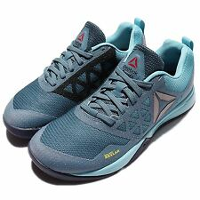 Reebok Crossfit Nano 6.0 Kevlar Blue Slate Womens Training Shoes Trainers BD1172
