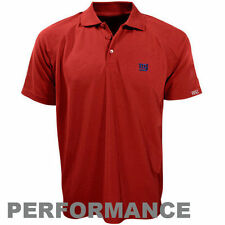 Mens Cutter & Buck Red New York Giants Championship Polo