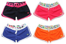 ROXY Womens Sexy Beach Shorts Bermudas Shorts Board Shorts Quick Dry Surf Pants