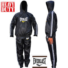 Sweat Sauna Suit Exercise Track Suit GYM Fitness WeightLoss Slimming Boxing
