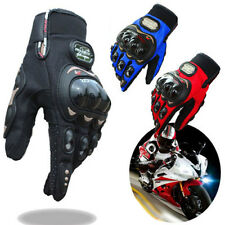 Motorbike Motocross Fiber Bike Racing Cycling Gloves Pro-Biker Full Finger Glove