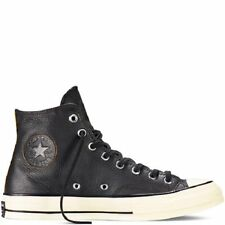 Converse Chuck Taylor All Star '70 Moto Leather Black 149534C A+