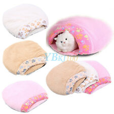 Pet Small Dog Cat Washable Comfy Warm Bed Mat Sleeping Nest Soft House Kennel