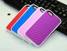 New Fashion Soft Rubber Silicone Waffle Shoe Sole Cases Cover For Iphone 6 6S