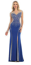 TheDressOutlet Long Formal Gown Prom Plus Size Evening Dress