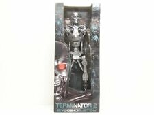 """GIANT 18"""" TERMINATOR FIGURE WITH LIGHT UP EYES / BOXED / COMPLETE / NECA"""