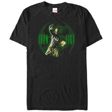Marvel Iron Fist Power Mens  Graphic T Shirt - Fifth Sun